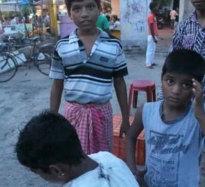 インドのヤバイ子供たち