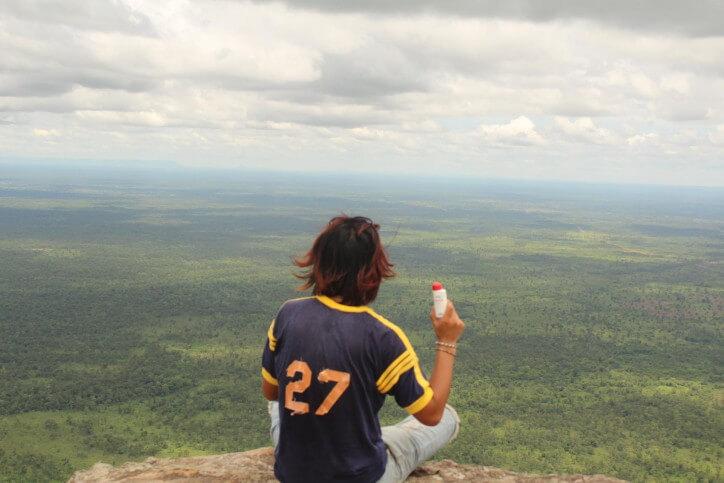 カンボジアプリアヴィヘア