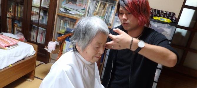 おばあちゃんの88歳の誕生日に遺影の写真をプレゼントした話。