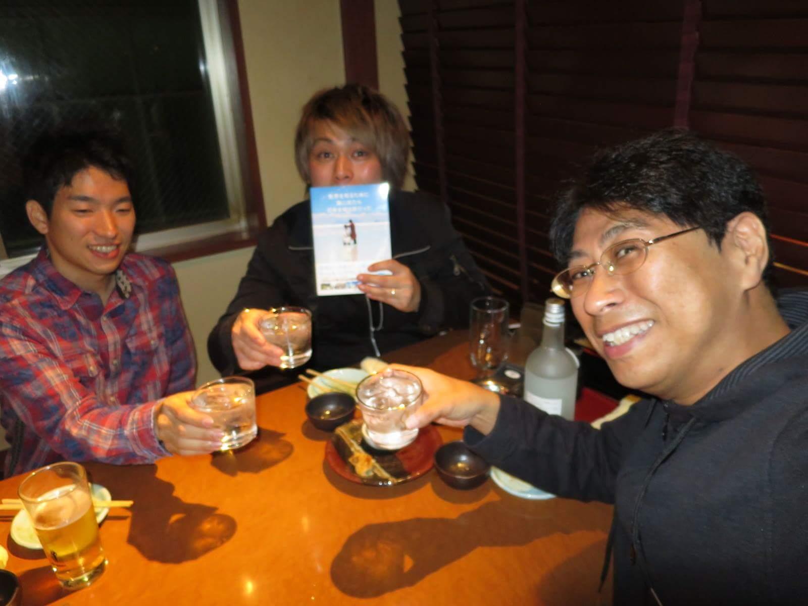 熊本の震災ボランティアで出会った方