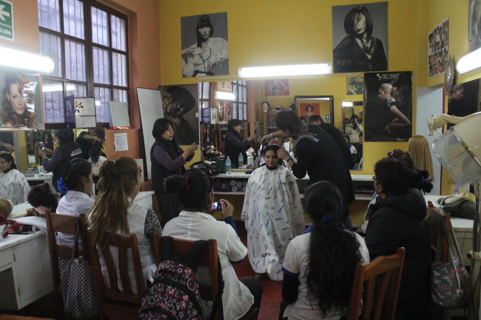 cuzcoクスコの美容室