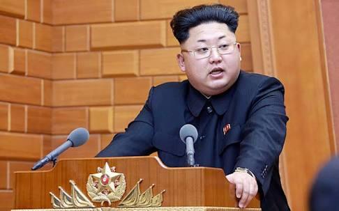 北朝鮮の金正恩の髪型