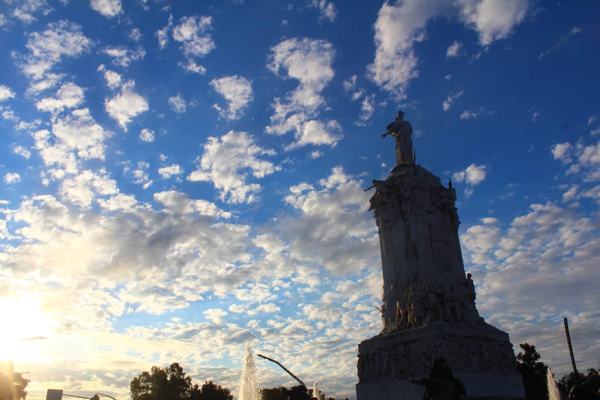 ブエノスアイレスは美しい街