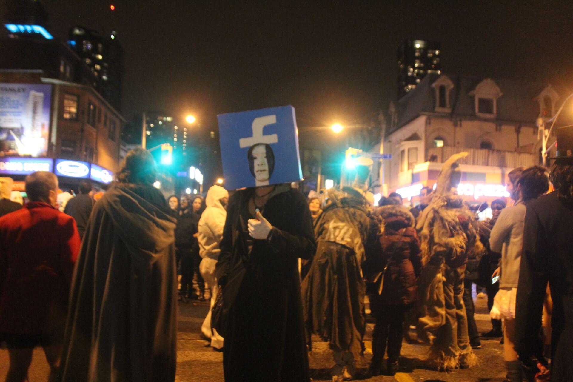フェイスブックおじさん