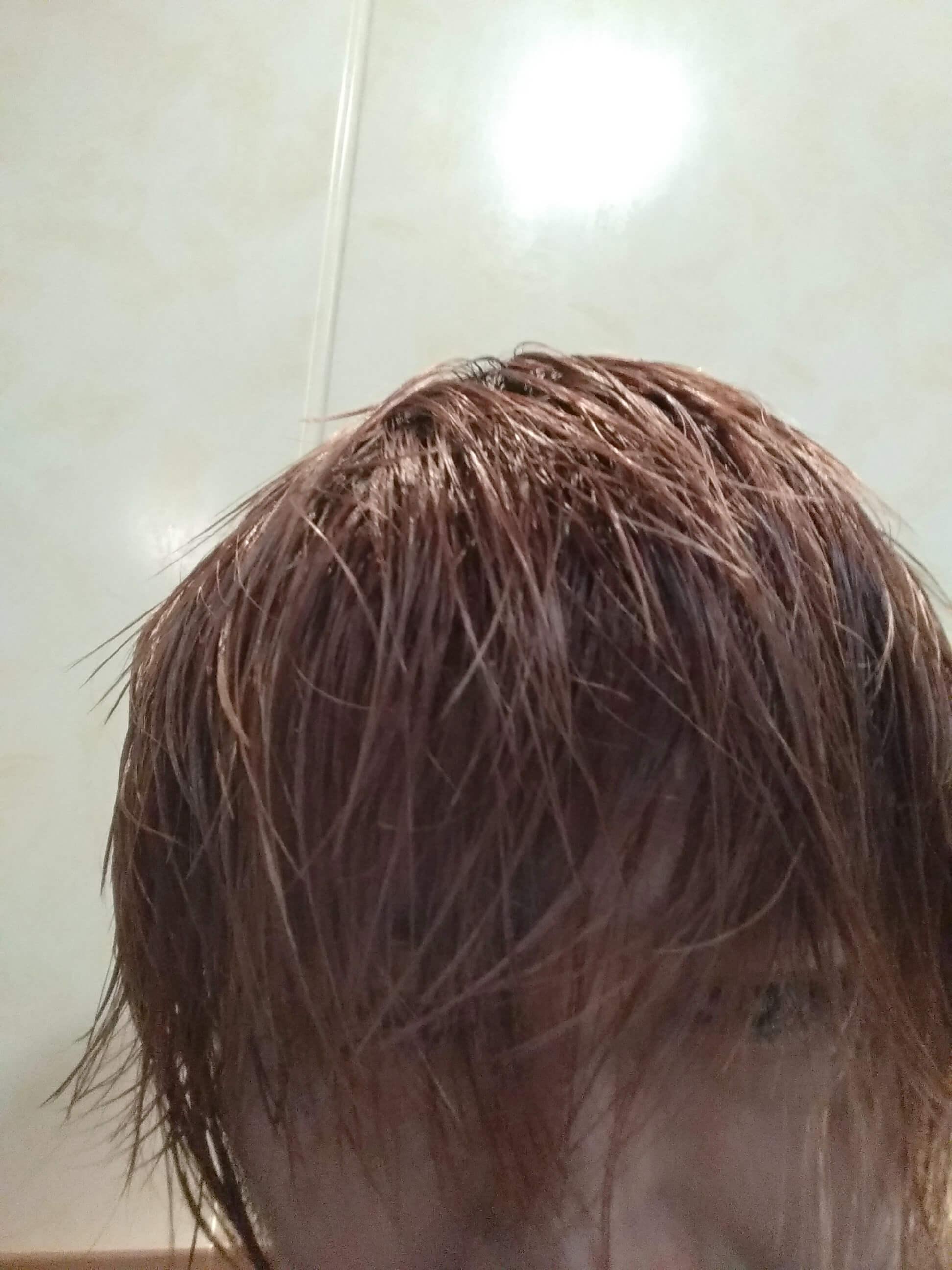 濡れ髪女子男ウケ