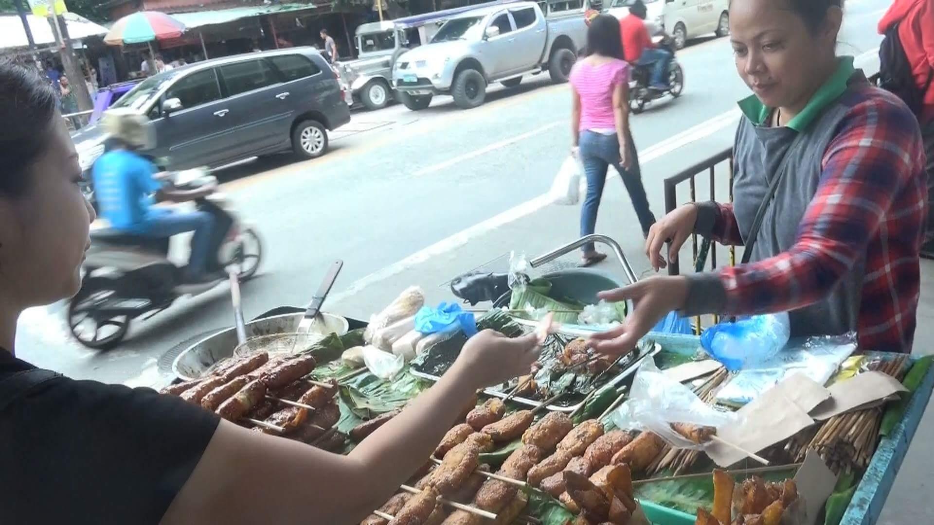 フィリピン屋台