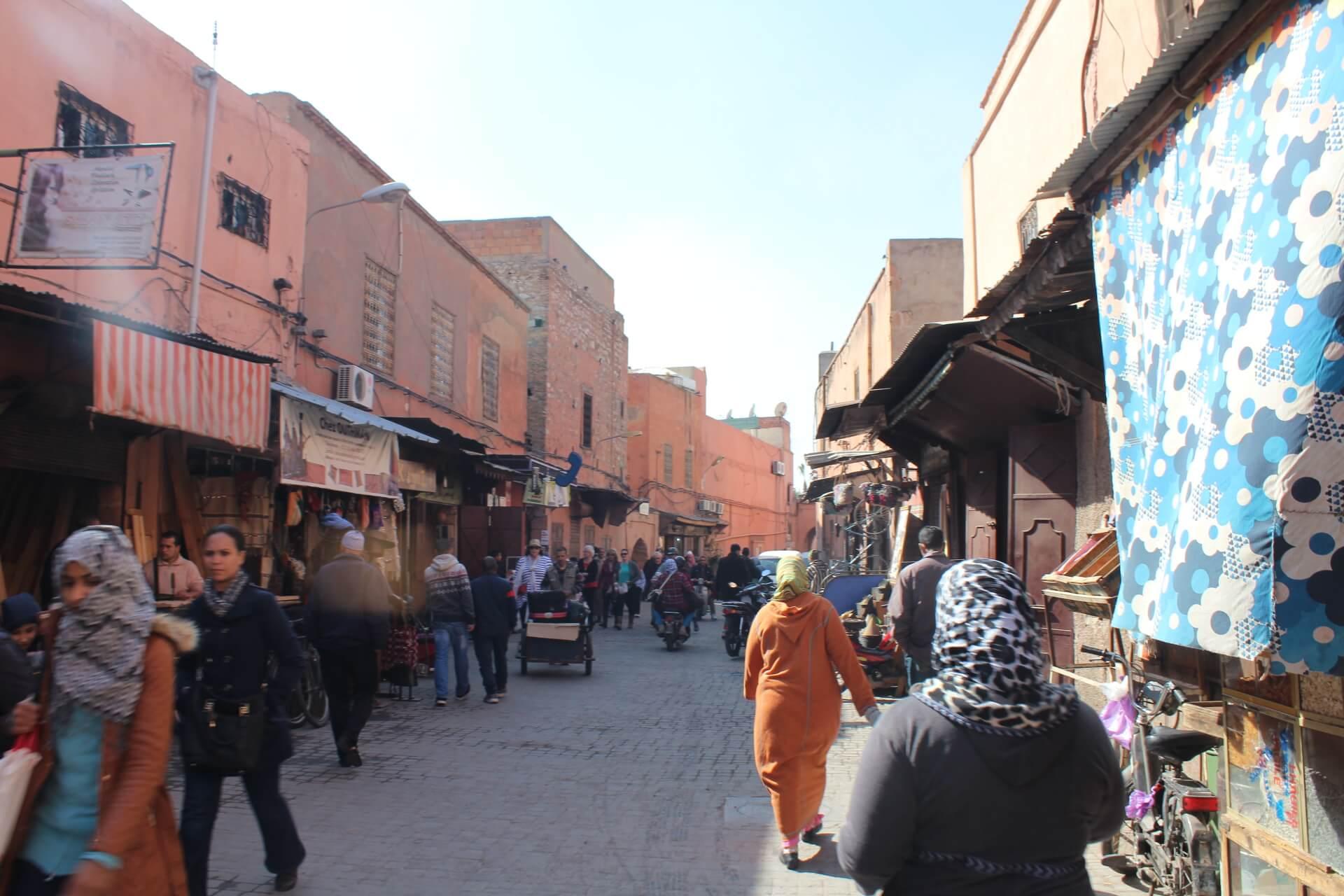 モロッコマラケシュ