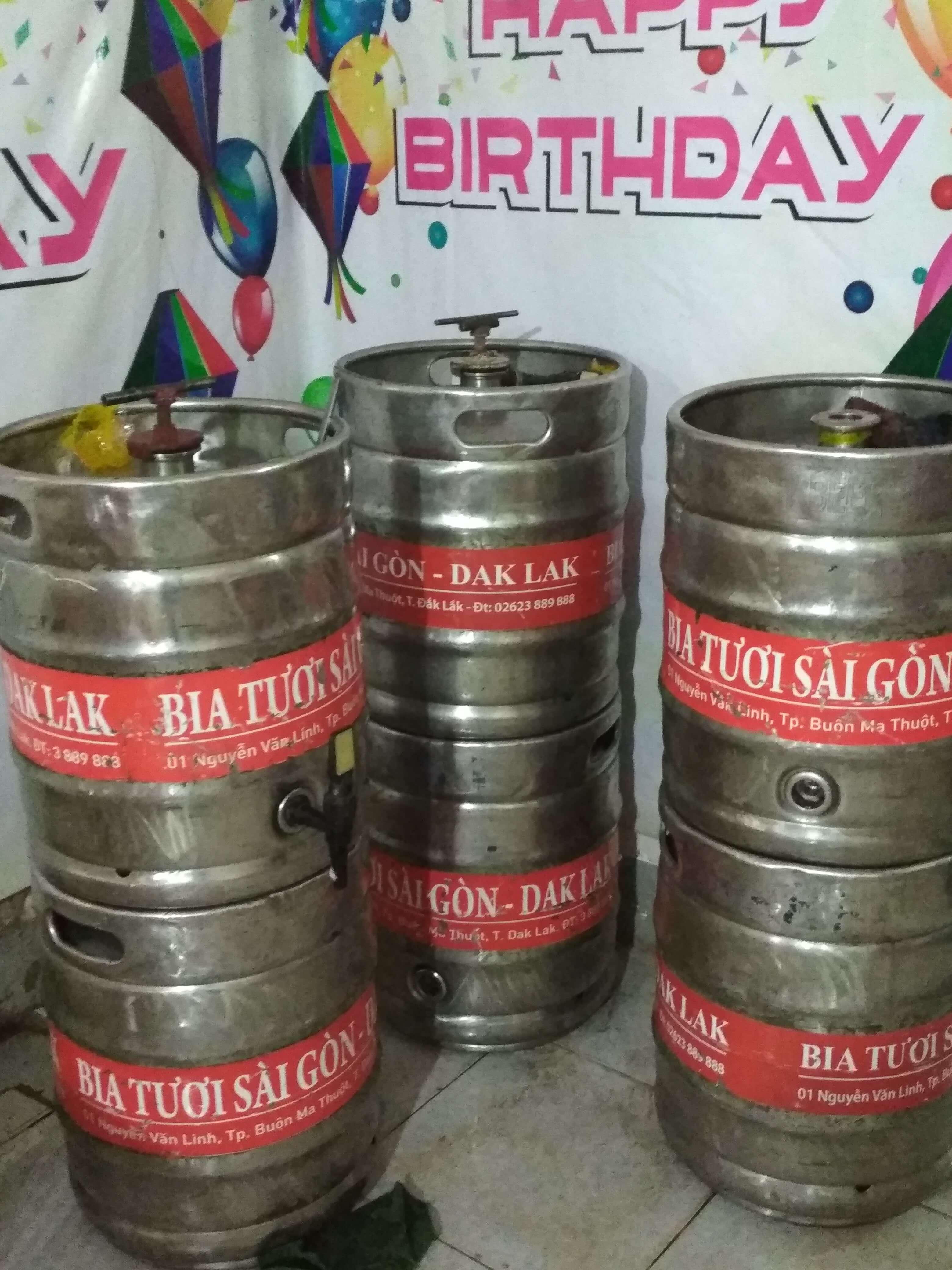 ベトナム生ビール