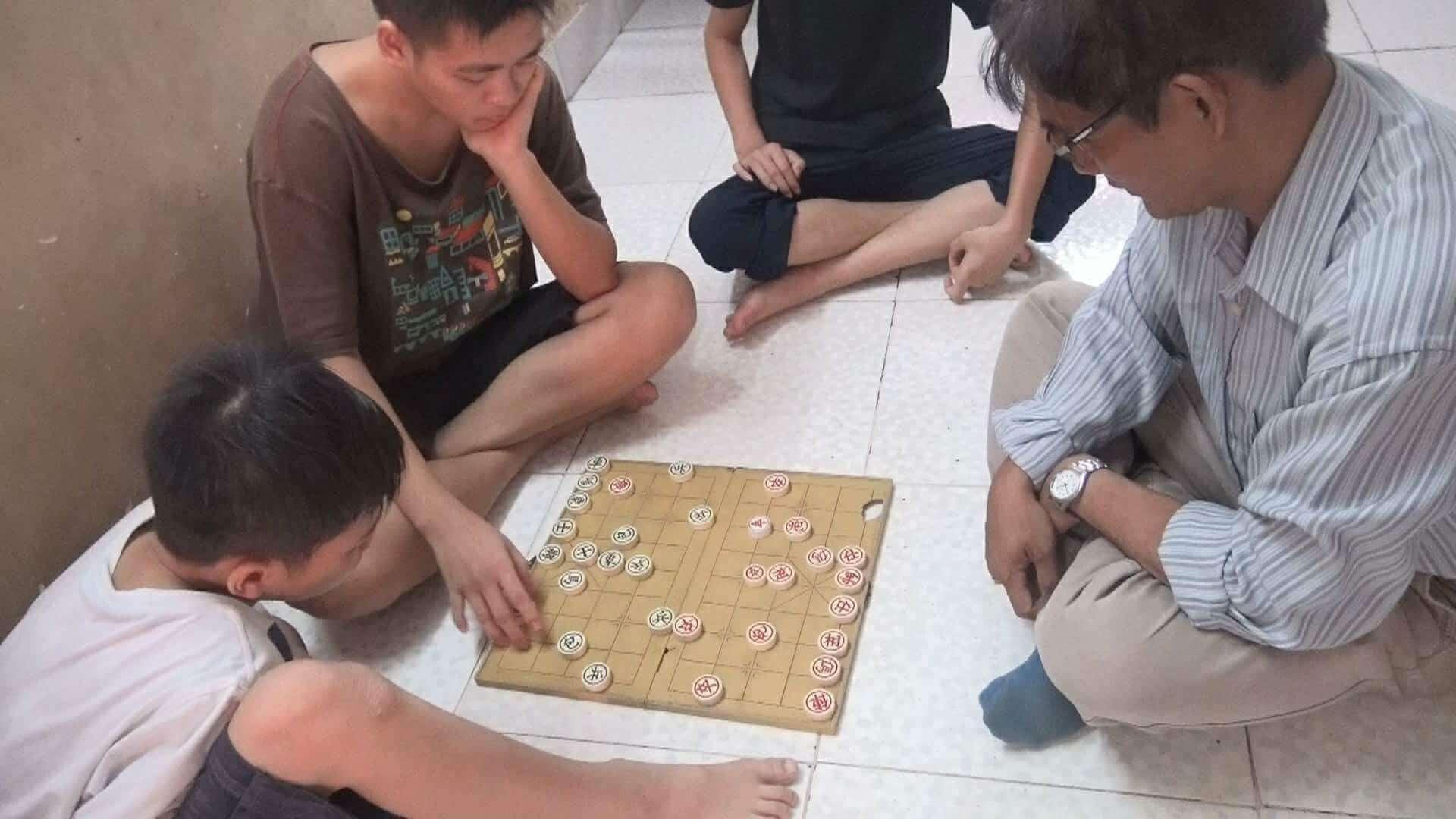 ベトナムの将棋