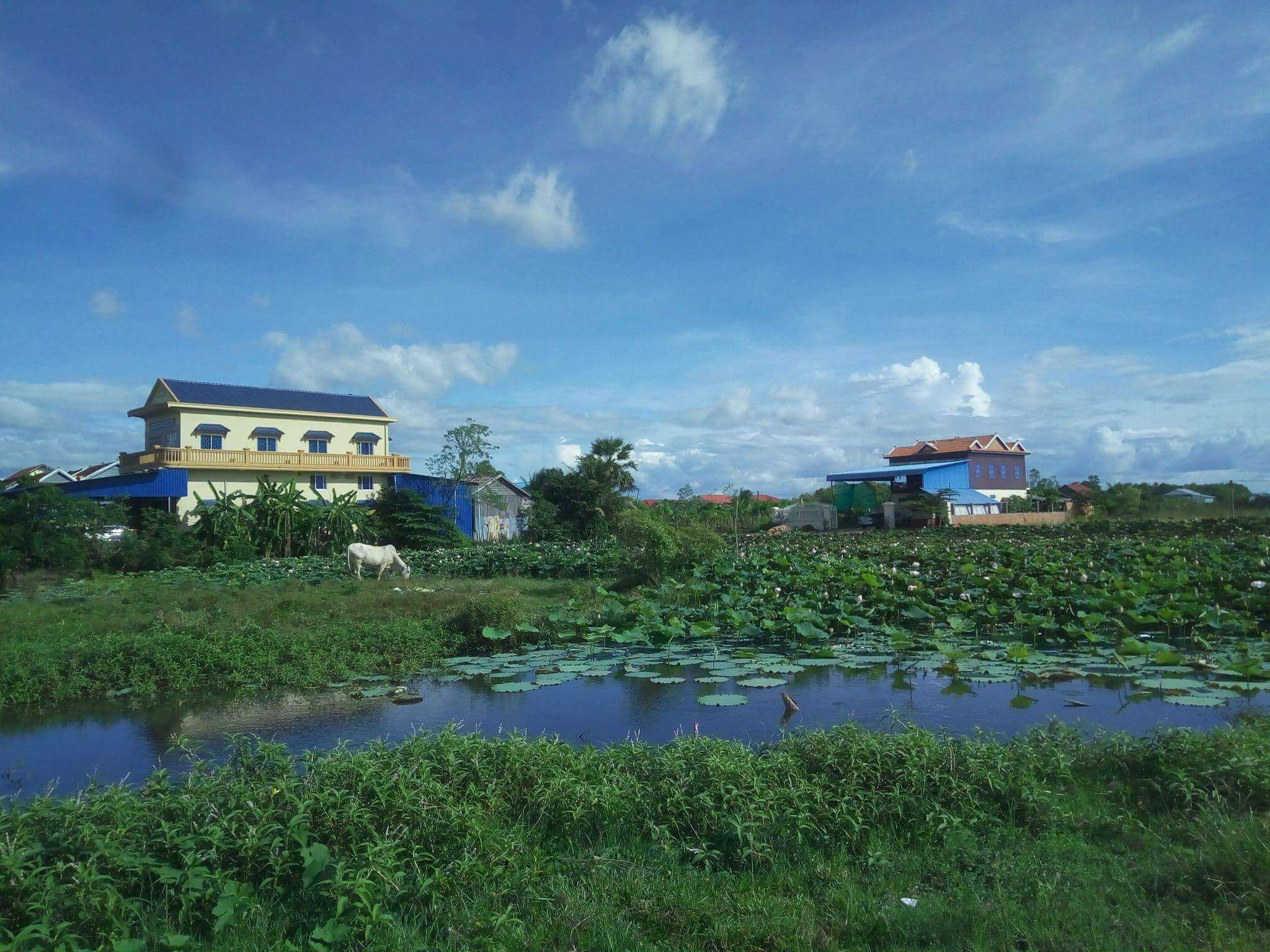 カンボジアコンポントム