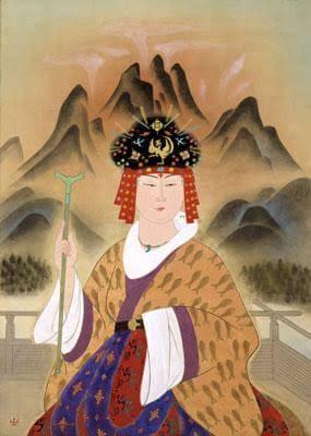 弥生時代女性髪型