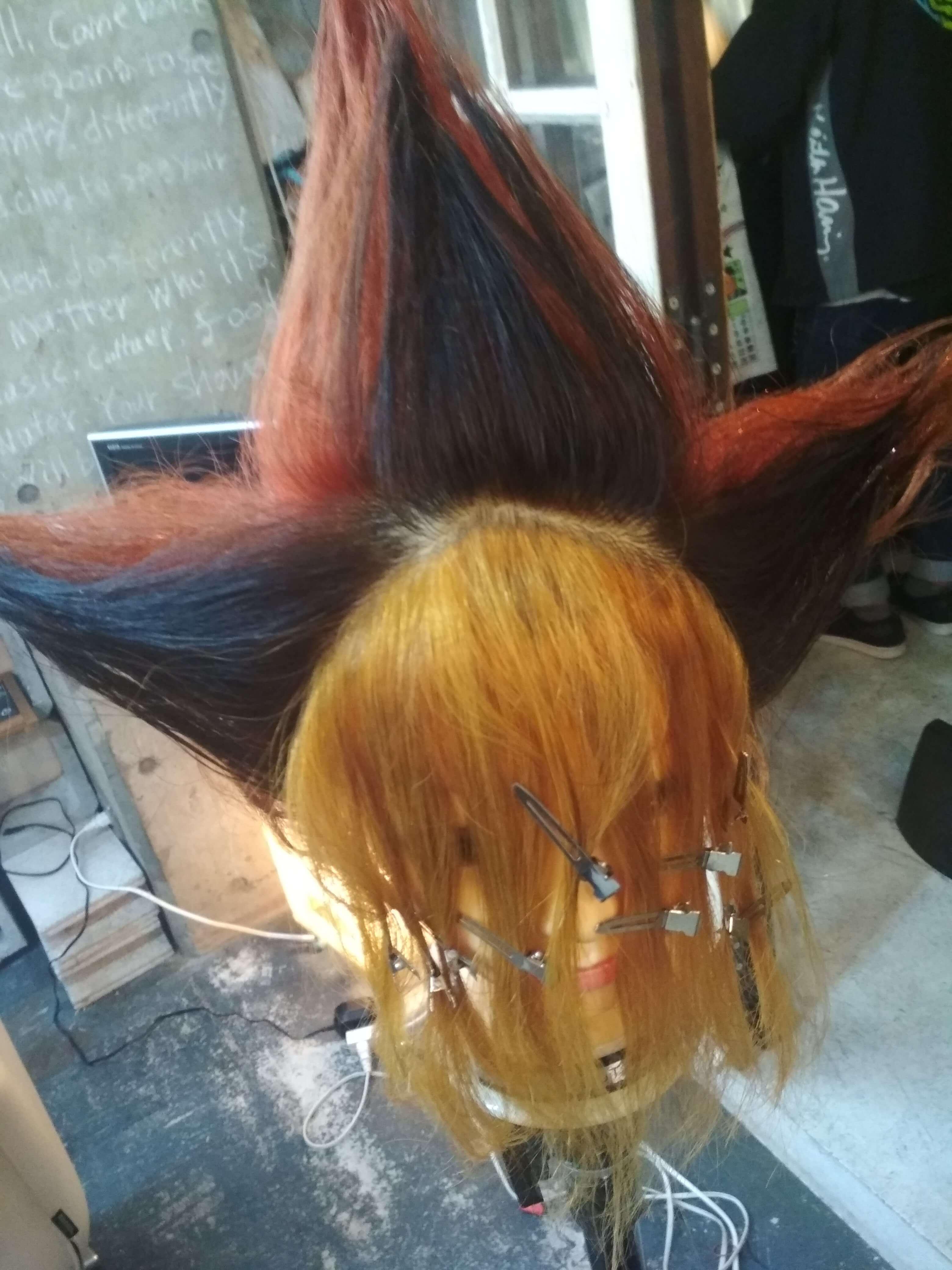 遊戯の髪型キモい