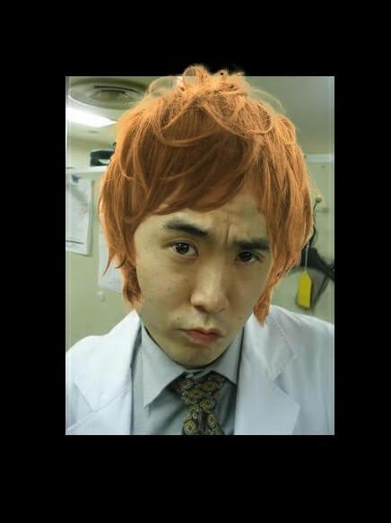 イケメンの髪型
