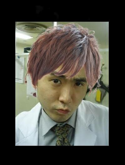 イケメン髪型チャラい