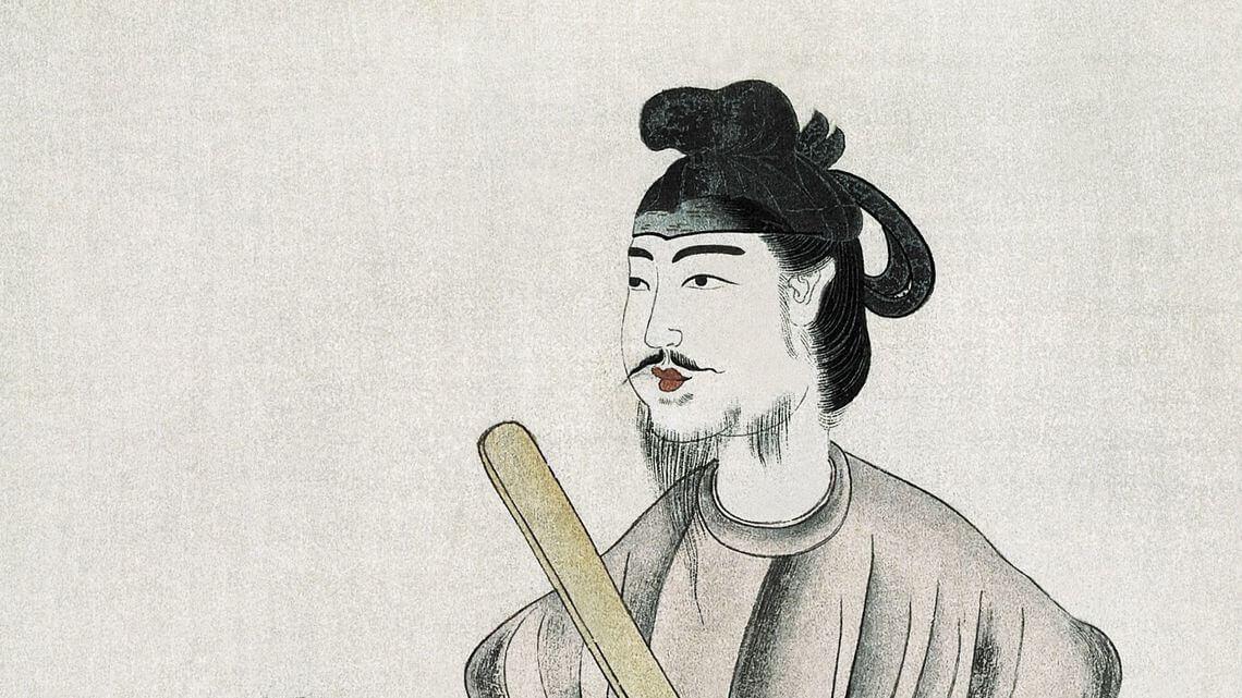 聖徳太子髪型