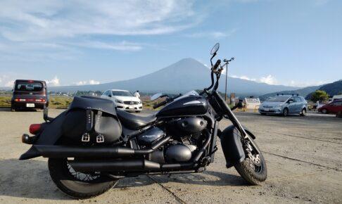 バイク マットブラック