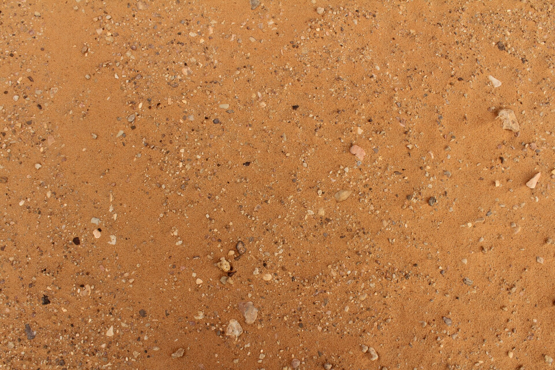 モロッコ]砂漠と砂丘と地面の境...
