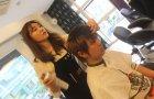 美容師が韓国ソウルの美容室に行ってオマカセでコリアンヘアカットをしてもらった結果・・・。